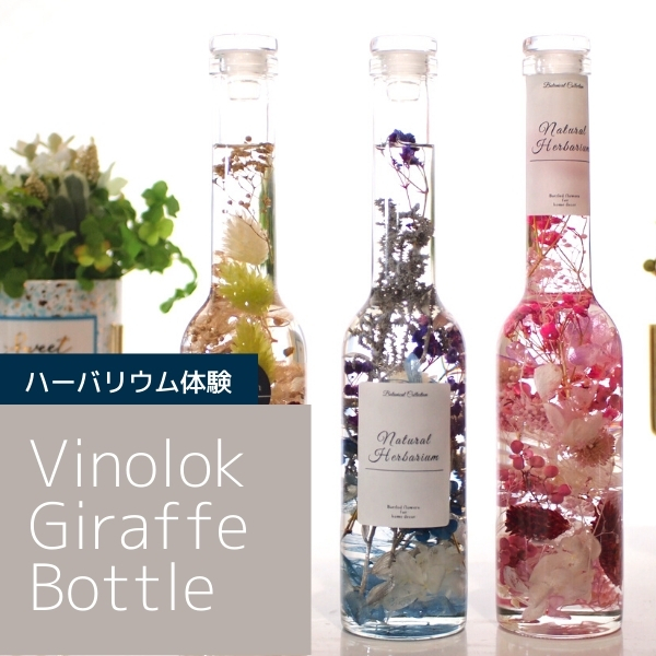 Vinolok Giraffe Bottle